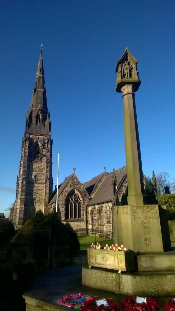 Alderley Edge Parish Church, Cheshire