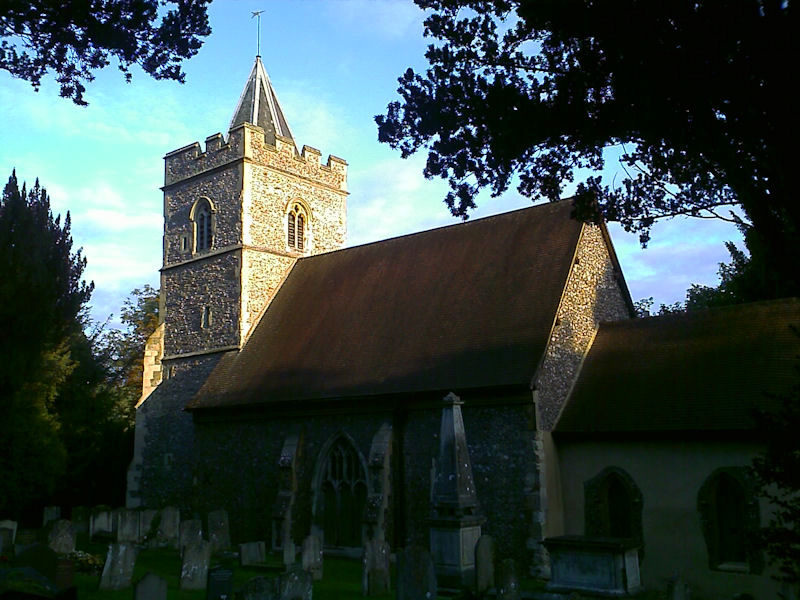 Great Amwell Church, Hertfordshire