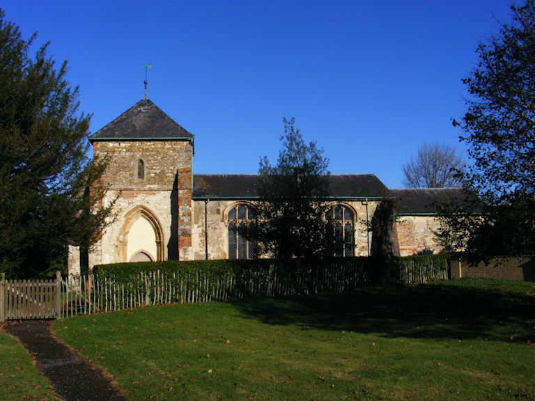 Astwick Church, Bedfordshire