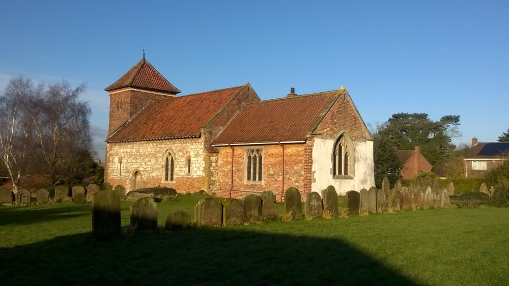 Bonby Church, Lincolnshire