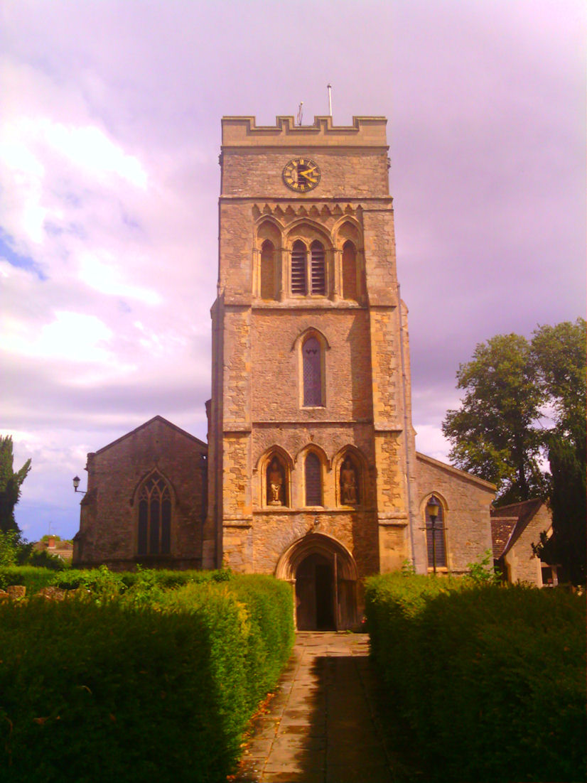 St. Peter's Church, Brackley, Northamptonshire
