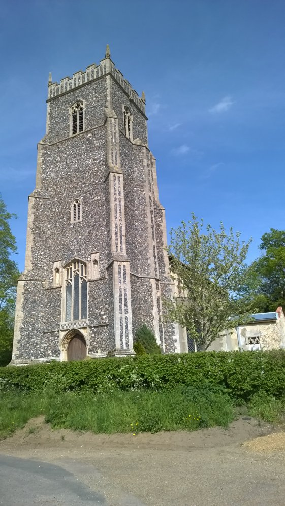 Bressingham Church, Norfolk