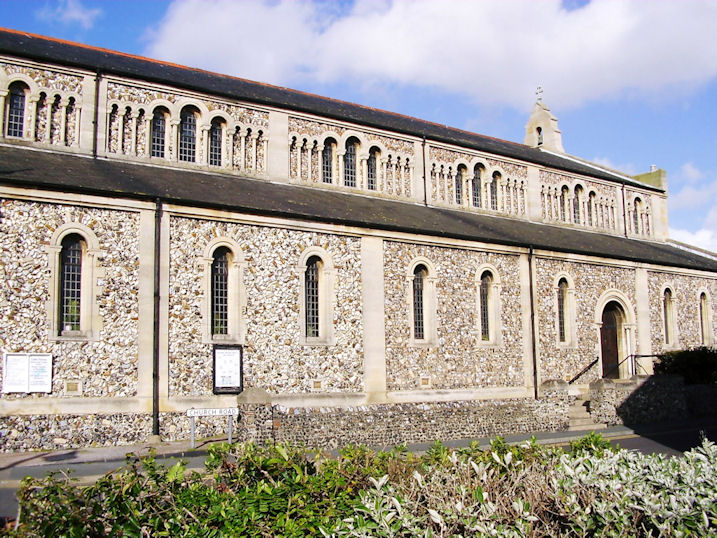 Broadstairs Church, Kent