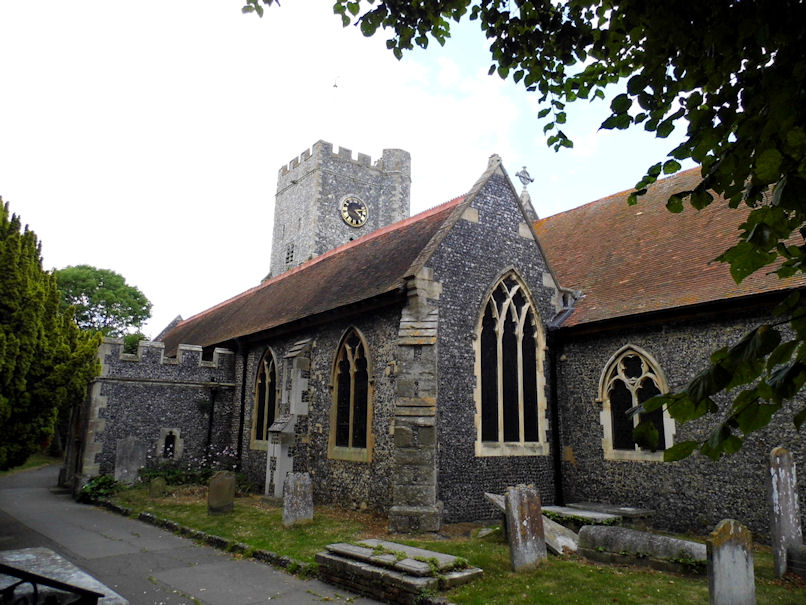 St. Peter's Church, Broadstairs, Kent