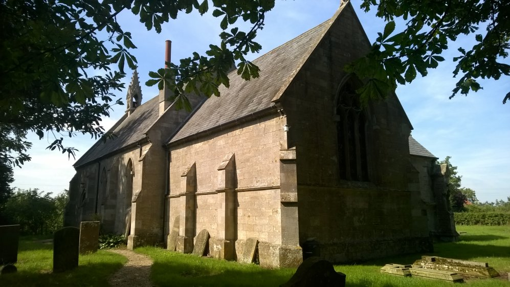 Burton Pedwardine Church, Lincolnshire