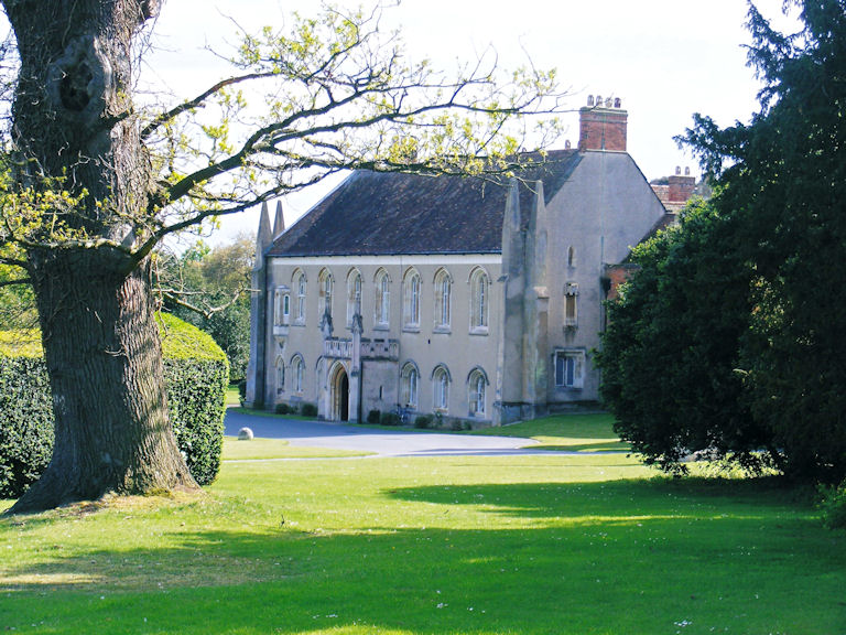 Chicksands Priory, Bedfordshire