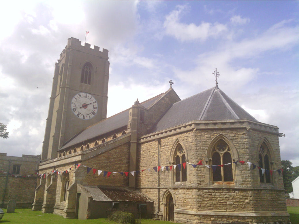Coningsby Church, Lincolnshire