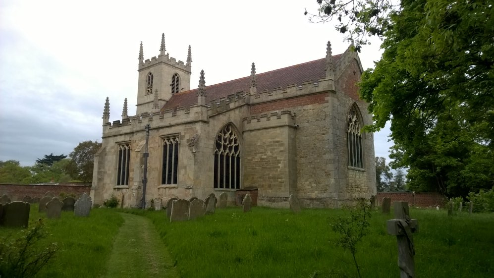 Doddington Church, Lincolnshire