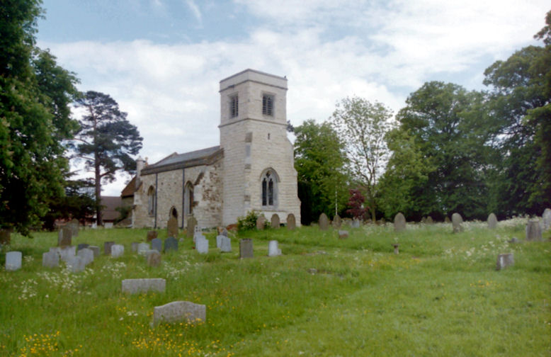 Drayton Parslow Church, Buckinghamshire