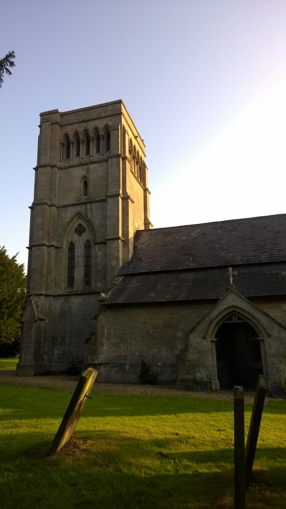 East Keal Church, Lincolnshire