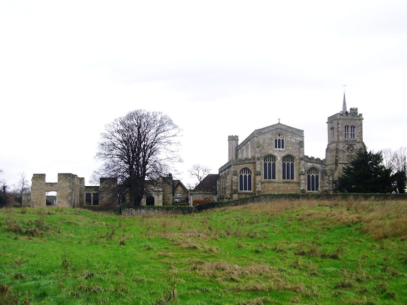 Elstow Abbey, Bedfordshire