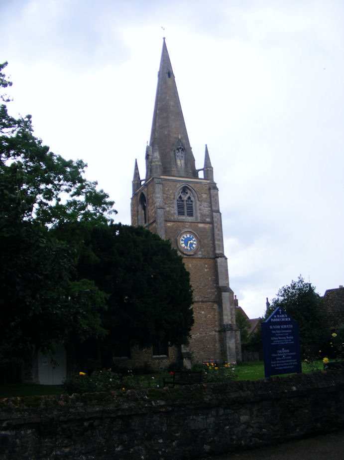St Mary's Church, Ely, Cambridgeshire