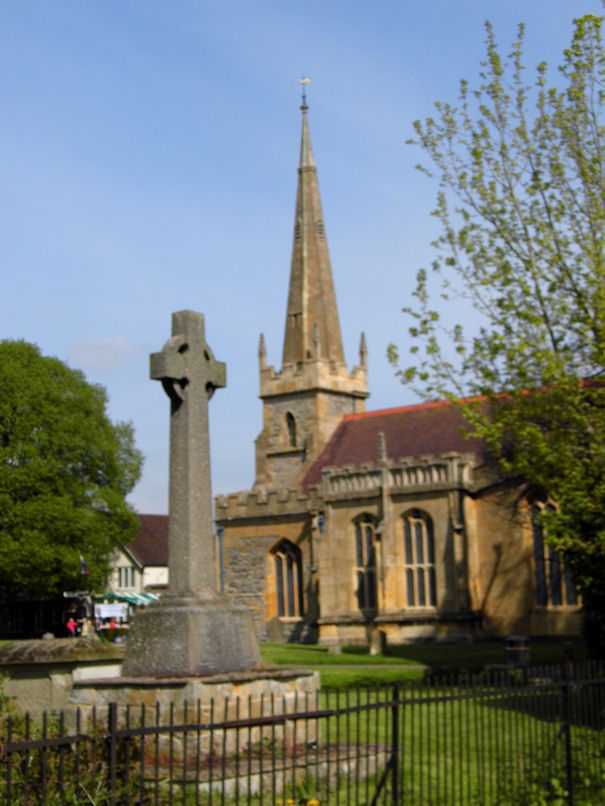 All Saints' Church, Evesham, Worcestershire