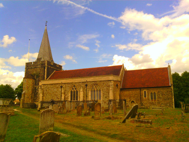 Frindsbury Church, Kent