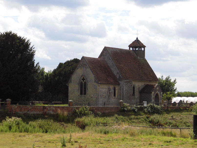 Goodnestone Church, Kent