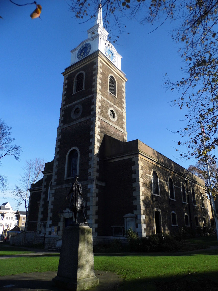 St. George's Church, Gravesend, Kent