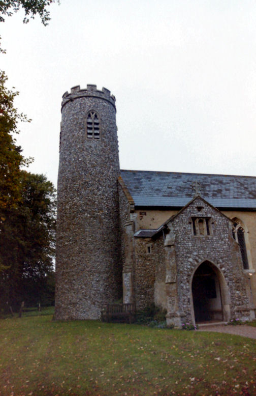 Gresham Church, Norfolk