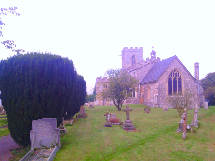 Great Chishill Church, Cambridgeshire