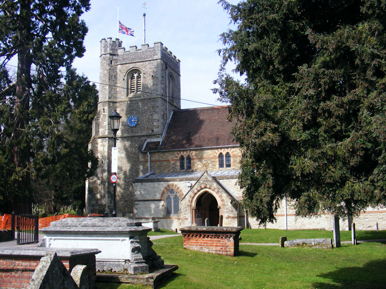 St. Nicholas' Church, Harpenden, Hertfordshire