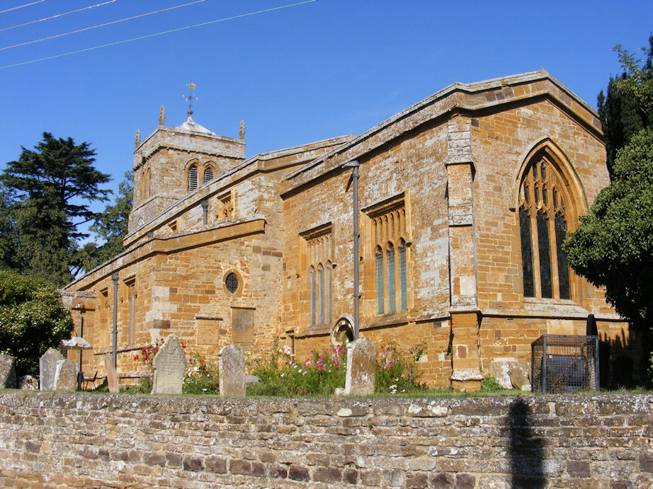 Harpole Church, Northamptonshire
