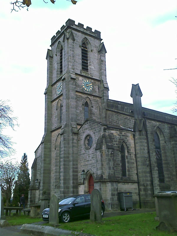 Christ Church, Harrogate, West Riding of Yorkshire