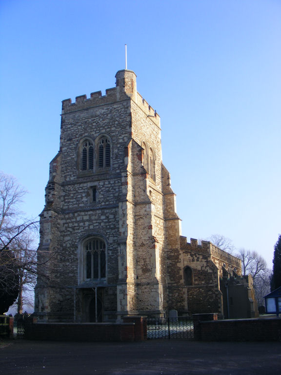 Henlow Church, Bedfordshire