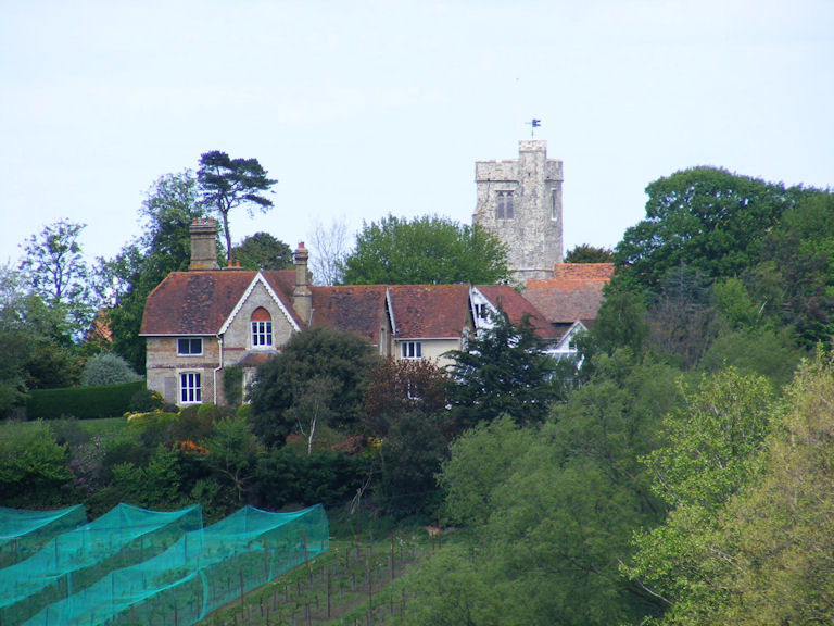 Hernhill Church, Kent