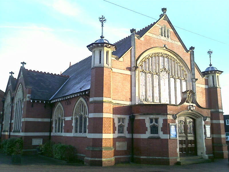 Hertford Baptist Church, Hertford, Hertfordshire