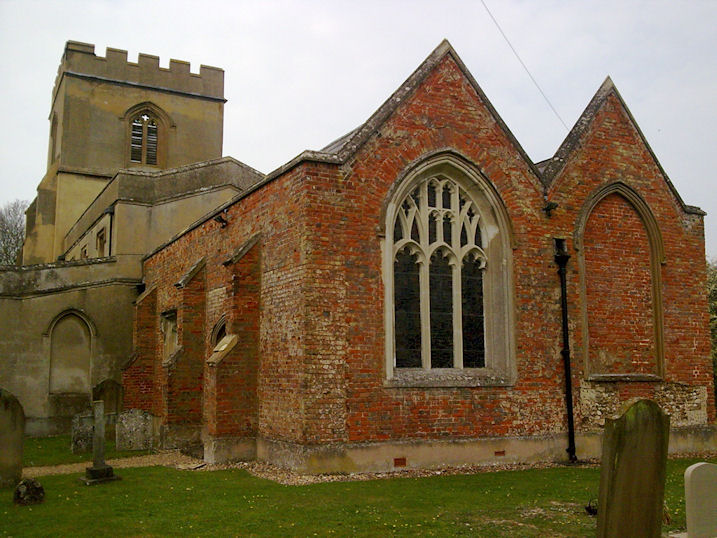 Hexton Church, Hertfordshire