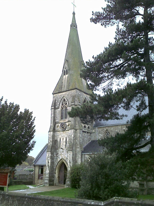St. John's Church, Higham, Kent