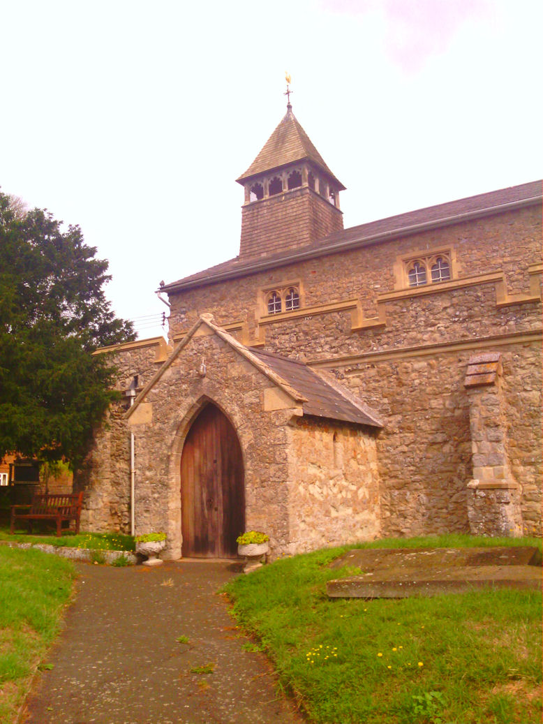 Allhallows Church, Hoo, Kent