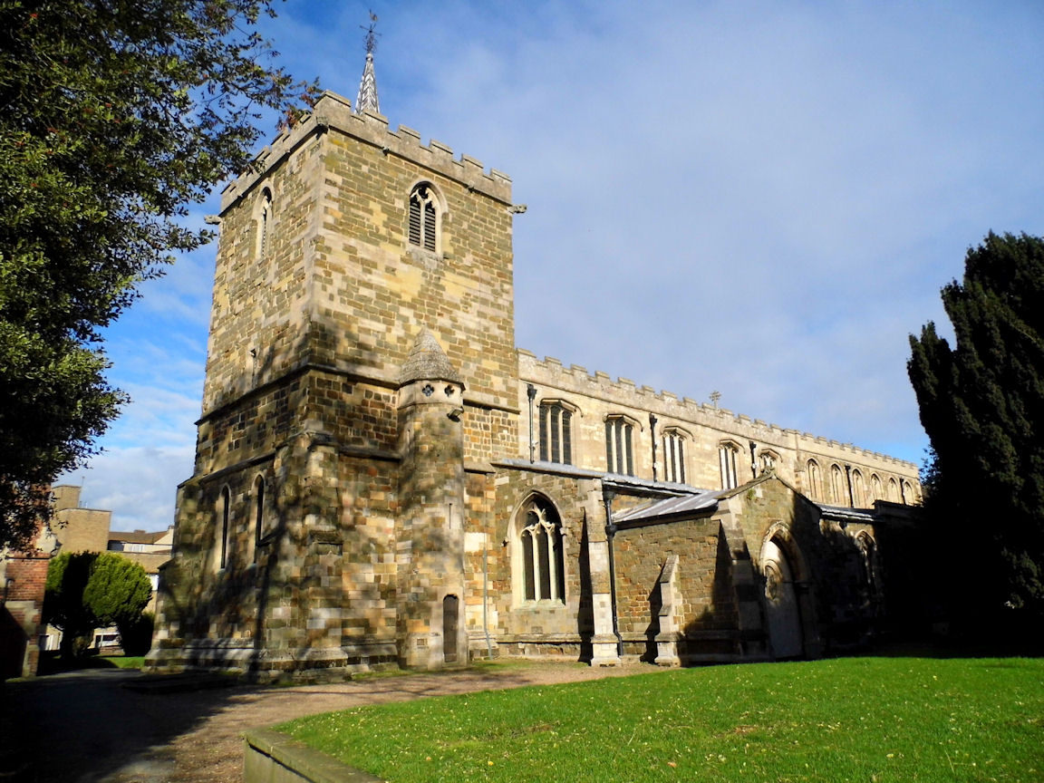 Horncastle Church, Lincolnshire