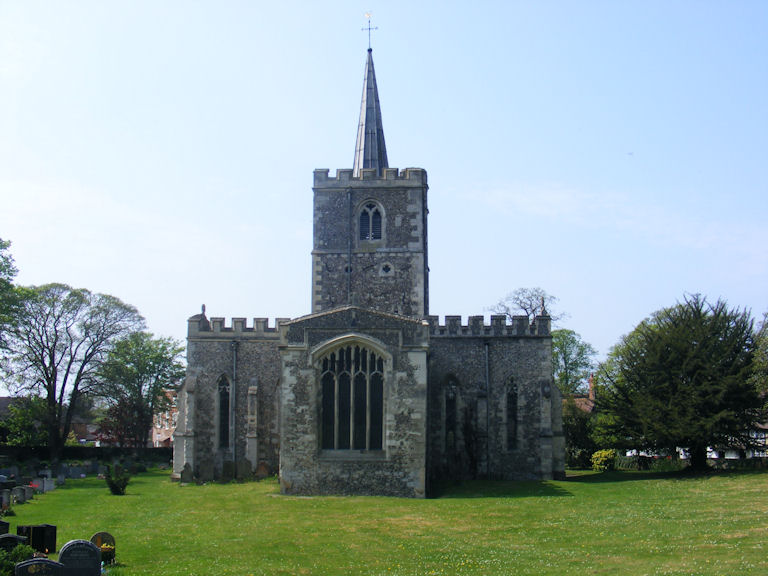 Ivinghoe Church, Buckinghamshire