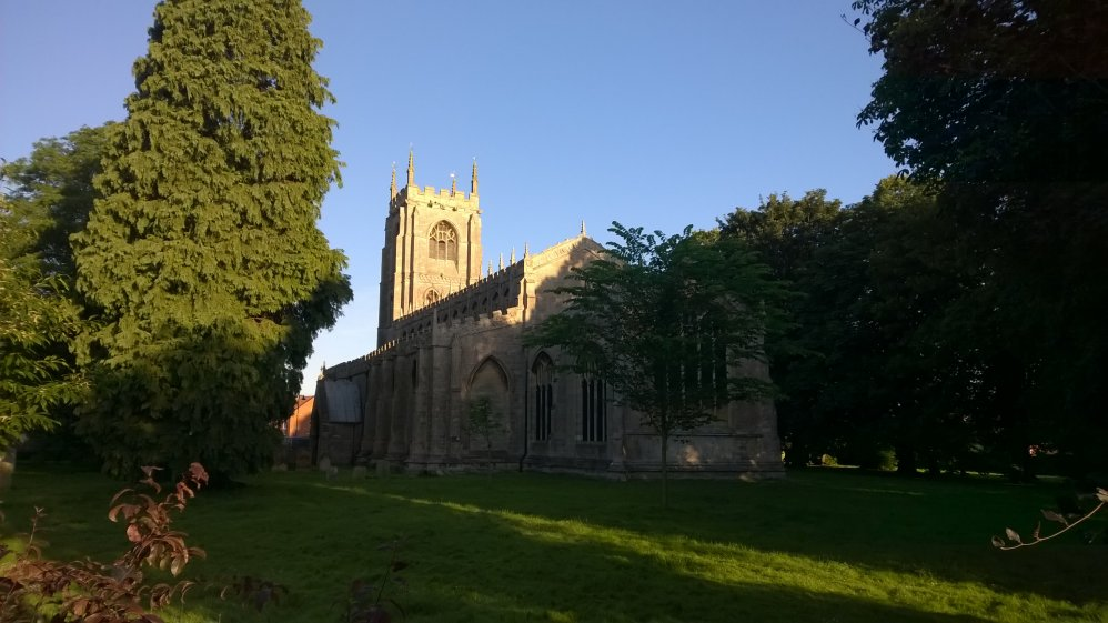 Kirton Church, Lincolnshire