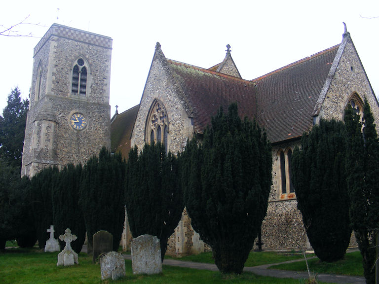 Lilley Church, Hertfordshire
