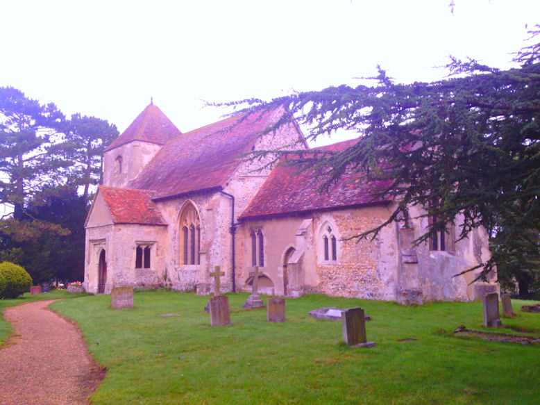 Little Chishill Church, Cambridgeshire