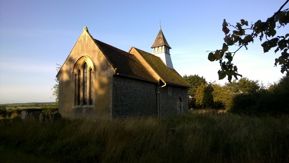 Little Hormead Church, Hertfordshire