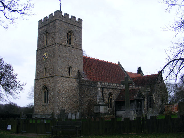 Matching Church, Essex