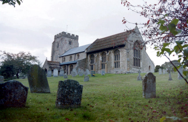 Orwell Church, Cambridgeshire