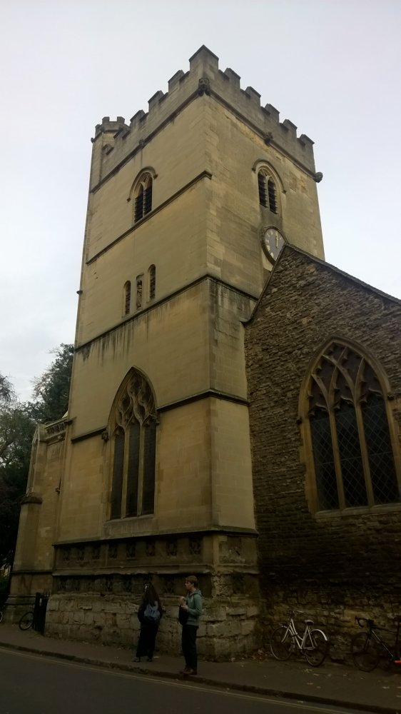 St. Mary Magdalen's Church, Oxford, Oxfordshire