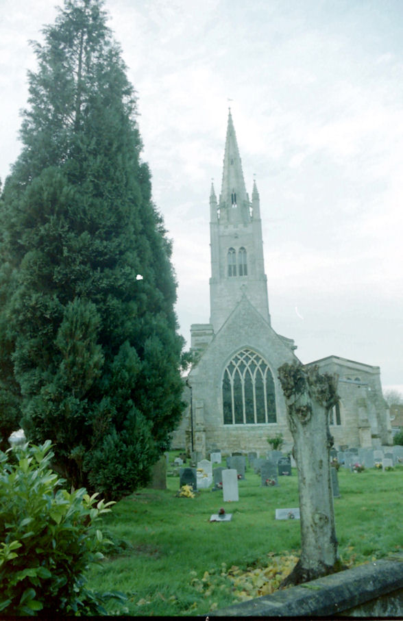 Newport Pagnell Church, Buckinghamshire
