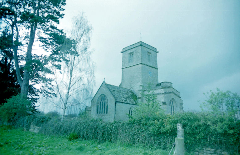 South Perrott Church, Dorset