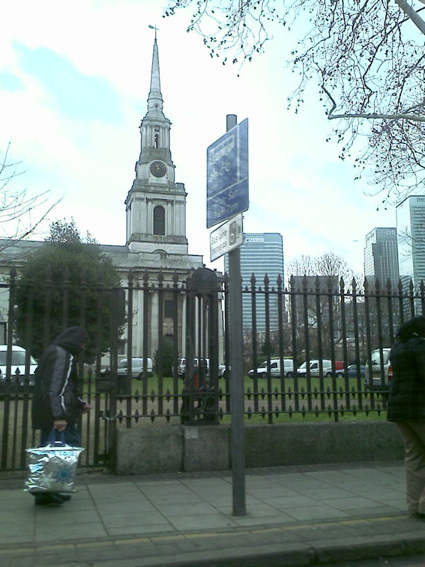 All Saints' Church, Poplar, London
