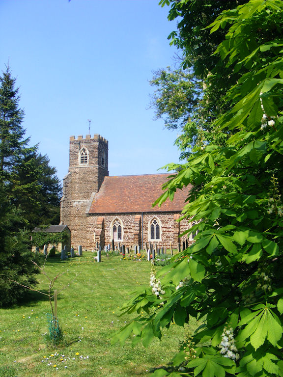 Pulloxhill Church, Bedfordshire
