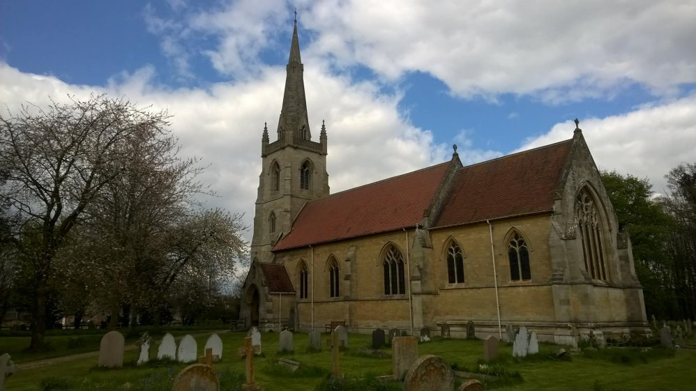 Revesby Church, Lincolnshire