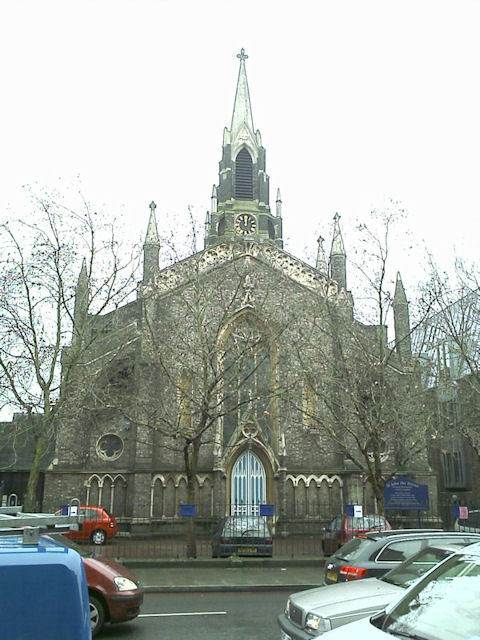 Church of St. John the Divine, Richmond-upon-Thames, Surrey