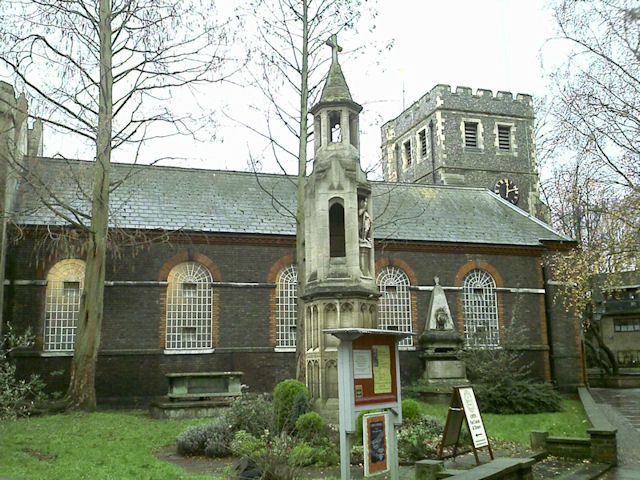 Church of St. Mary Magdalene, Richmond-upon-Thames, Surrey