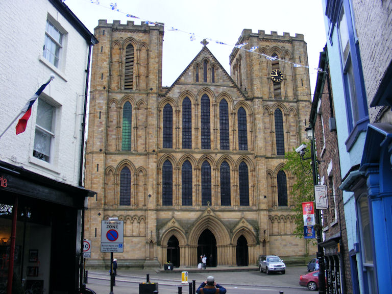 Ripon Cathedral, West Riding of Yorkshire