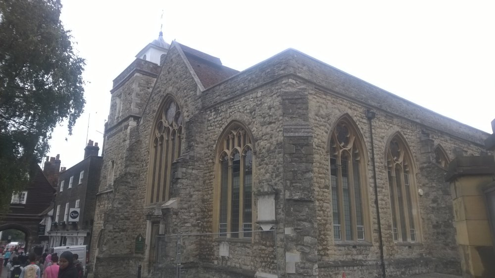St. Nicholas' Church, Rochester-upon-Medway, Kent