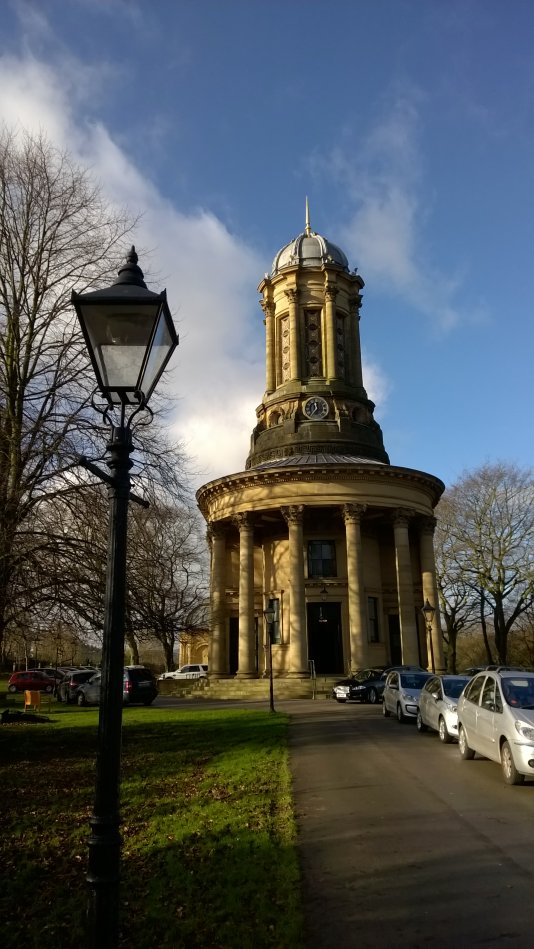 Saltaire United Reformed Church, West Riding of Yorkshire